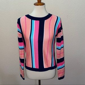 NWT Lilly Pulitzer Daryn Sweater Striped Size XS